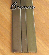 Joint JOINT - Bronze Finish Door Threshold  Rug