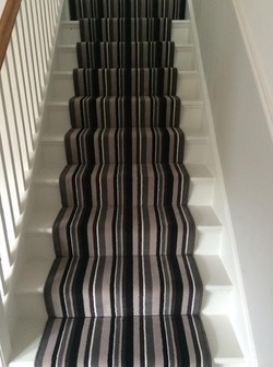 Color Full Stair Rods