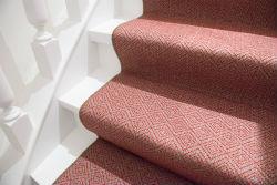 Diamond Stair Rods