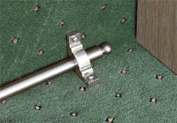 Premier Premier Front Fix Rods For Fitted Carpet (other finishes) Rug
