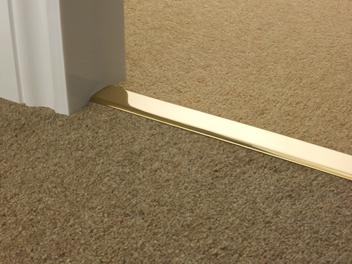 Carpet to Carpet Door Thresholds