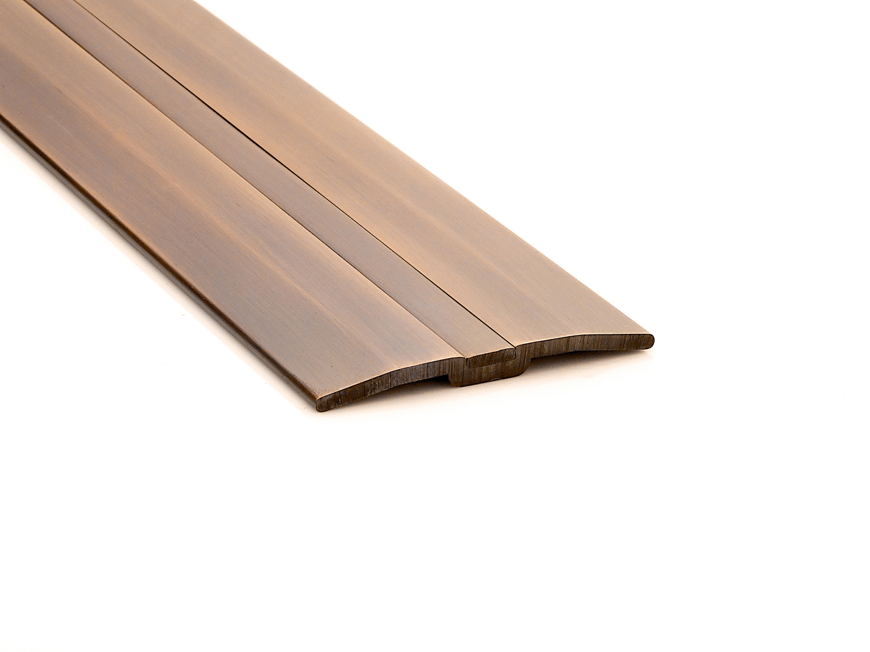 Buy posh door thresholds brass finishes online from srd for Door threshold