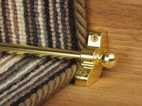 Gentil Polished Brass