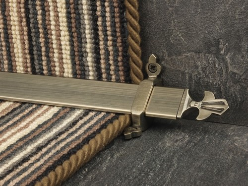 Royale Runner Rods (For carpet runner)