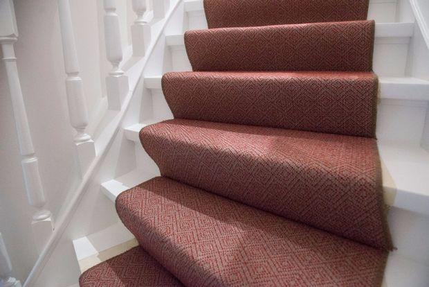 Modern Stair Runner Rods: Buy 8604 Red Online From SRD