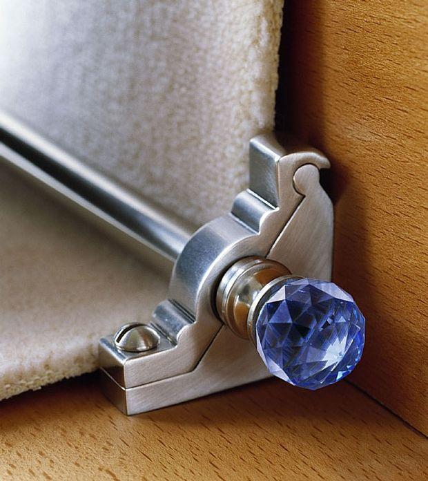 buy crystal runner rods for carpet runner online from srd