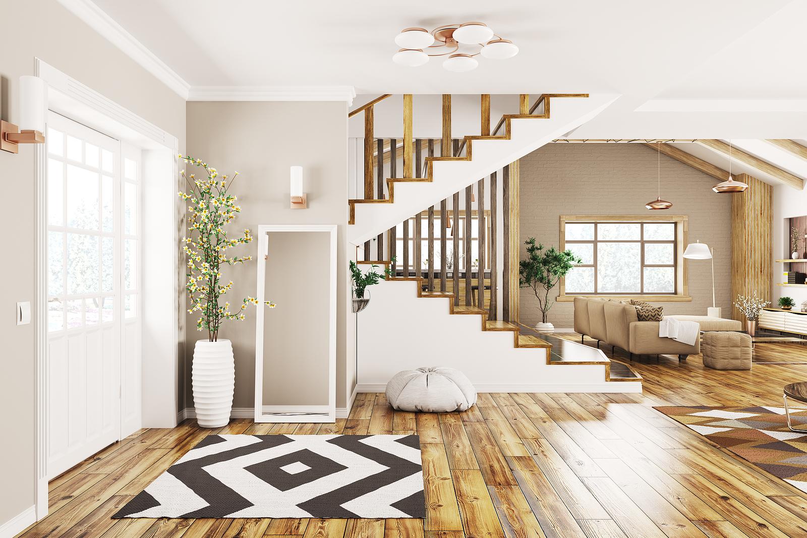 Loft conversion stair ideas