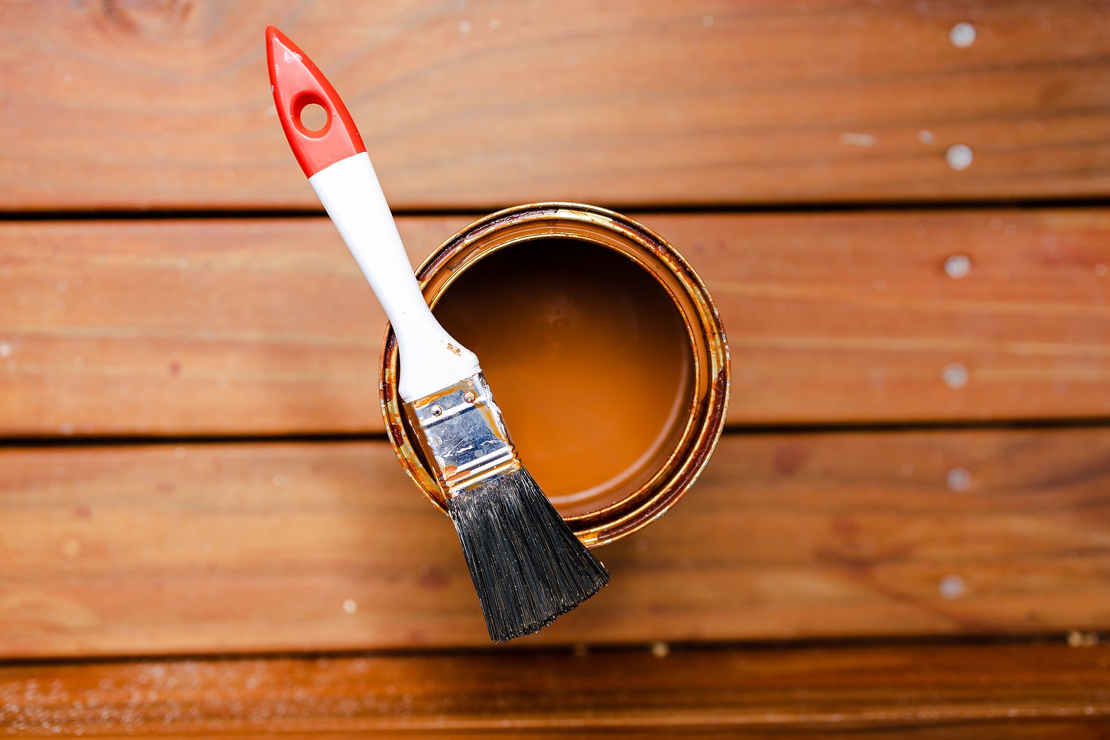 Best paint for wooden stairs